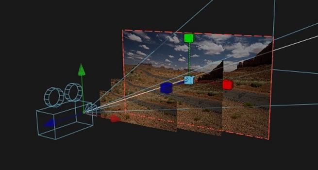 3D Environments in DaVinci Resolve Fusion