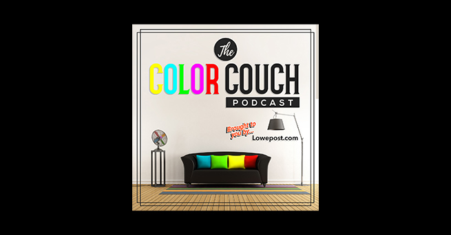 Color couch podcast